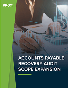 cover of ebook reading accounts payable recovery audit scope expansion